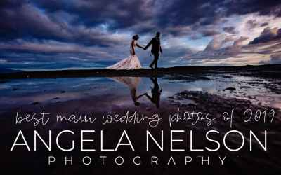 Best Maui Wedding Photographs of 2019
