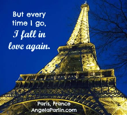 paris travel love home