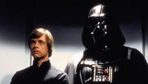 Luke e Darth Vader