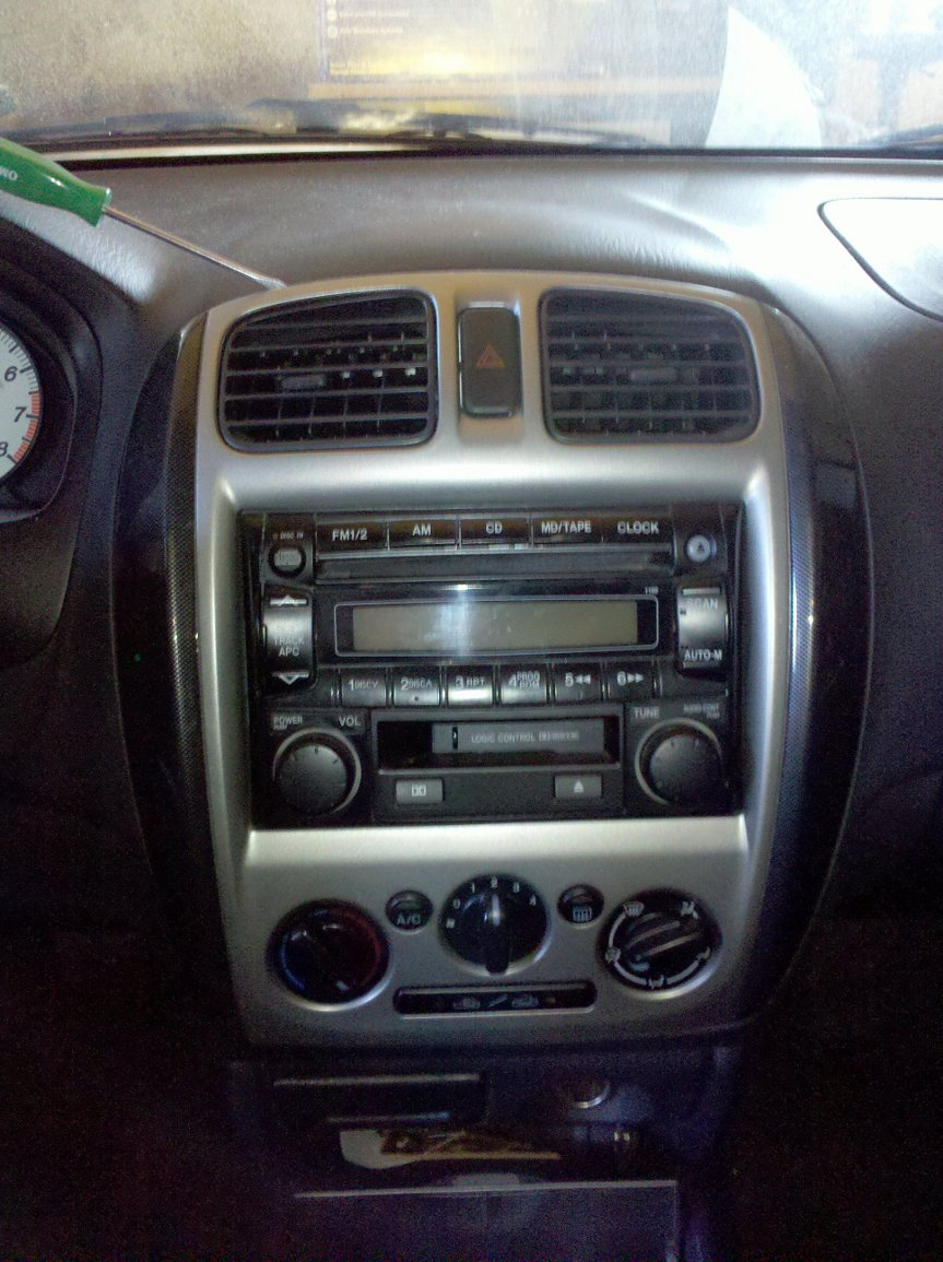 medium resolution of installing a new stereo in my 2002 mazda protege 5 rh angelar com 2002 mazda protege5