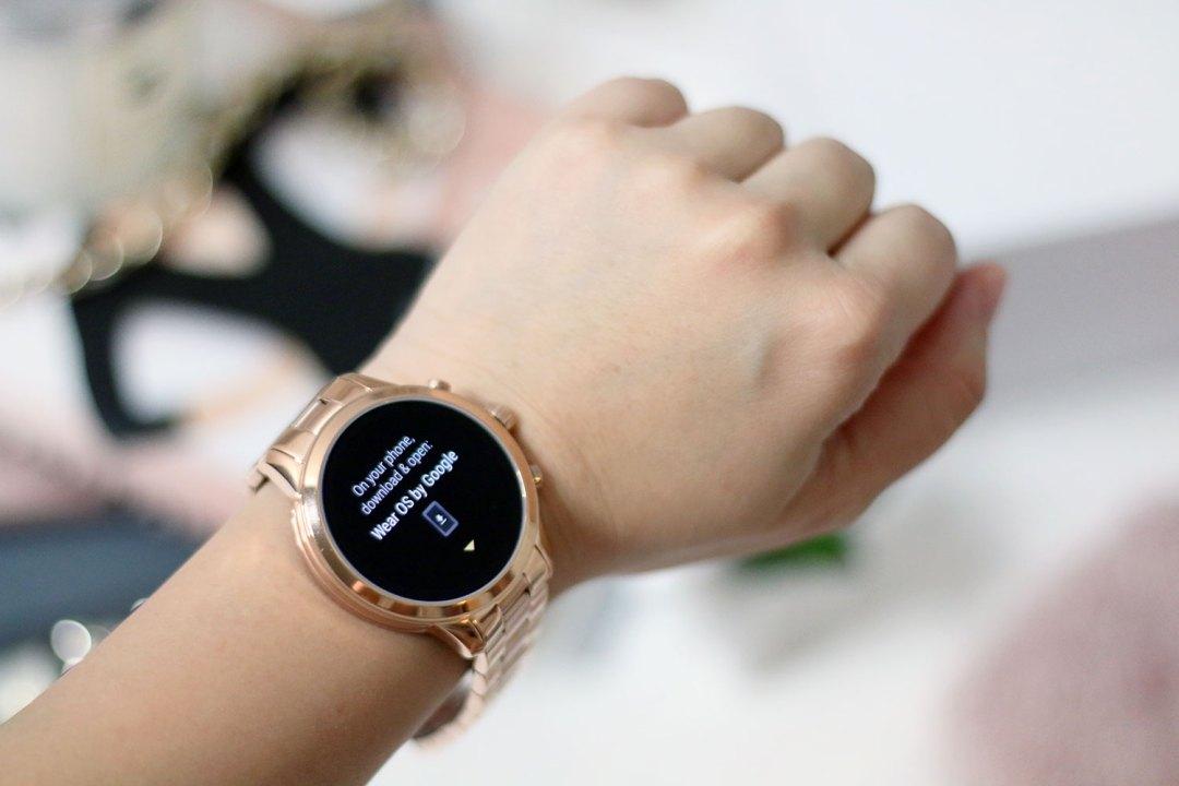 Michael Kors Access Runway Smartwatch