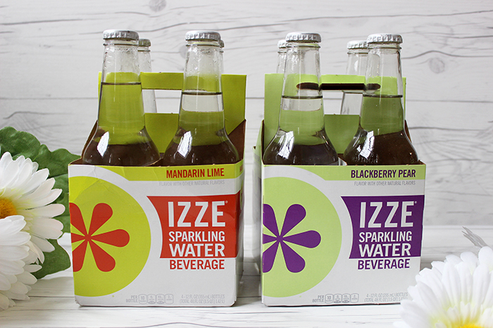 Izze Sparkling Water Review