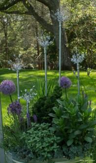 Gate one garden