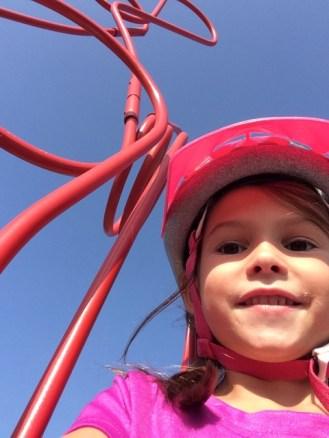 Redline Selfie