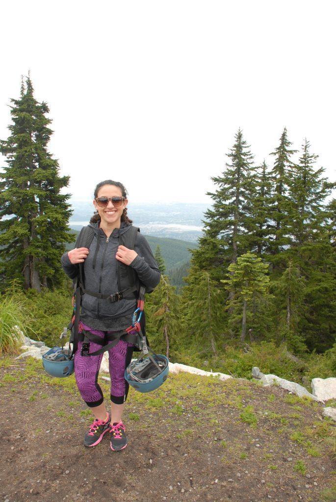 Angela - Grouse Mountain