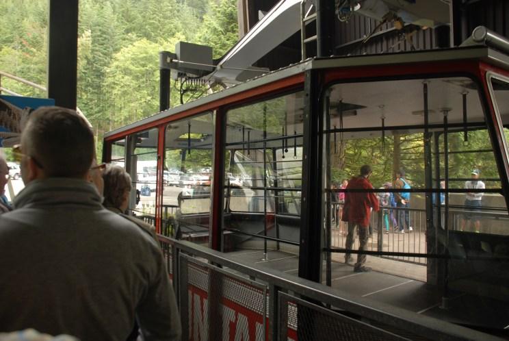 Gondola - Grouse Mountain