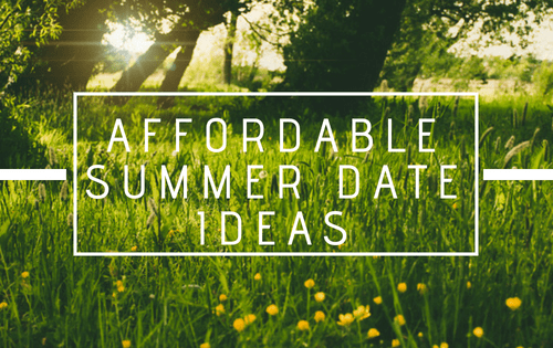 affordable summer date ideas