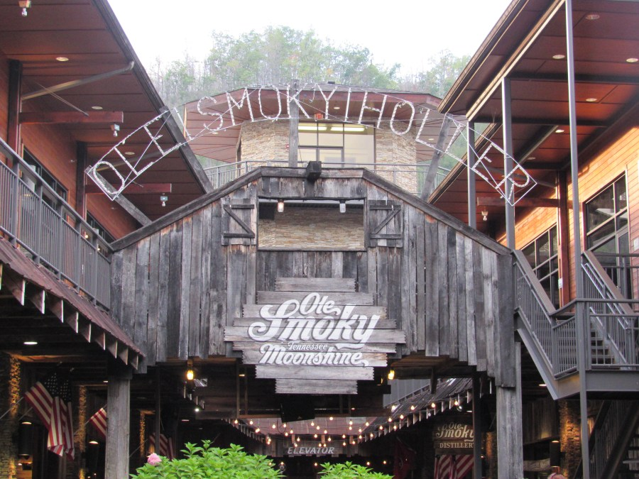 Ole Smoky Mountain Distillery