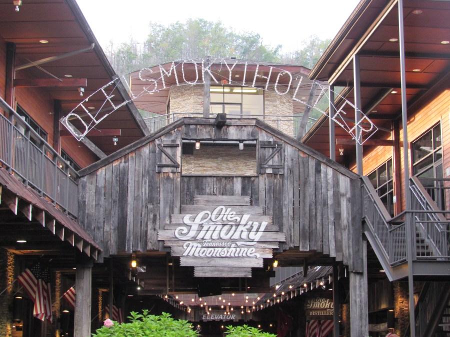 Ole Smoky Mountain Distillery