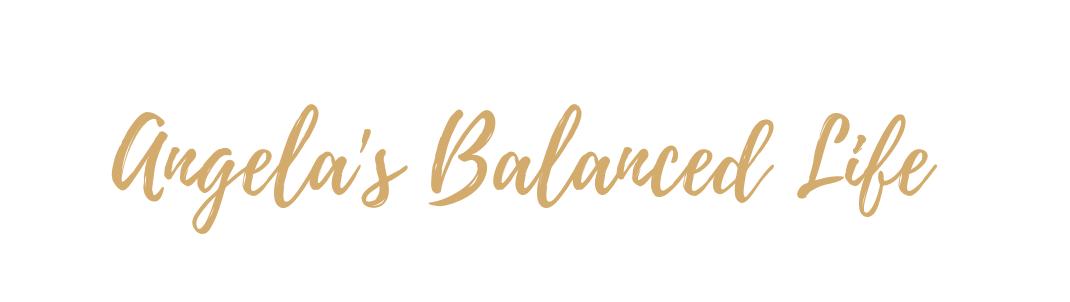 angela's balanced life