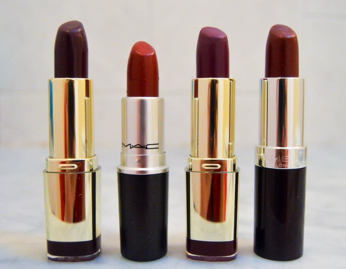 fall lipsticks