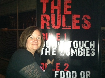 My Zombie Apocalypse Haunted House Experience