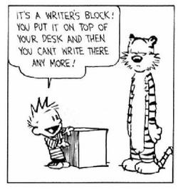 Image result for writer's block meme