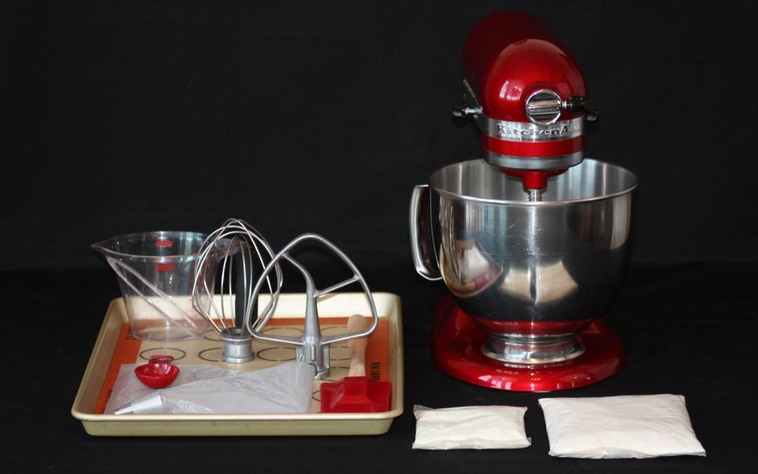 Why use Angel Bake French Macaron Mix