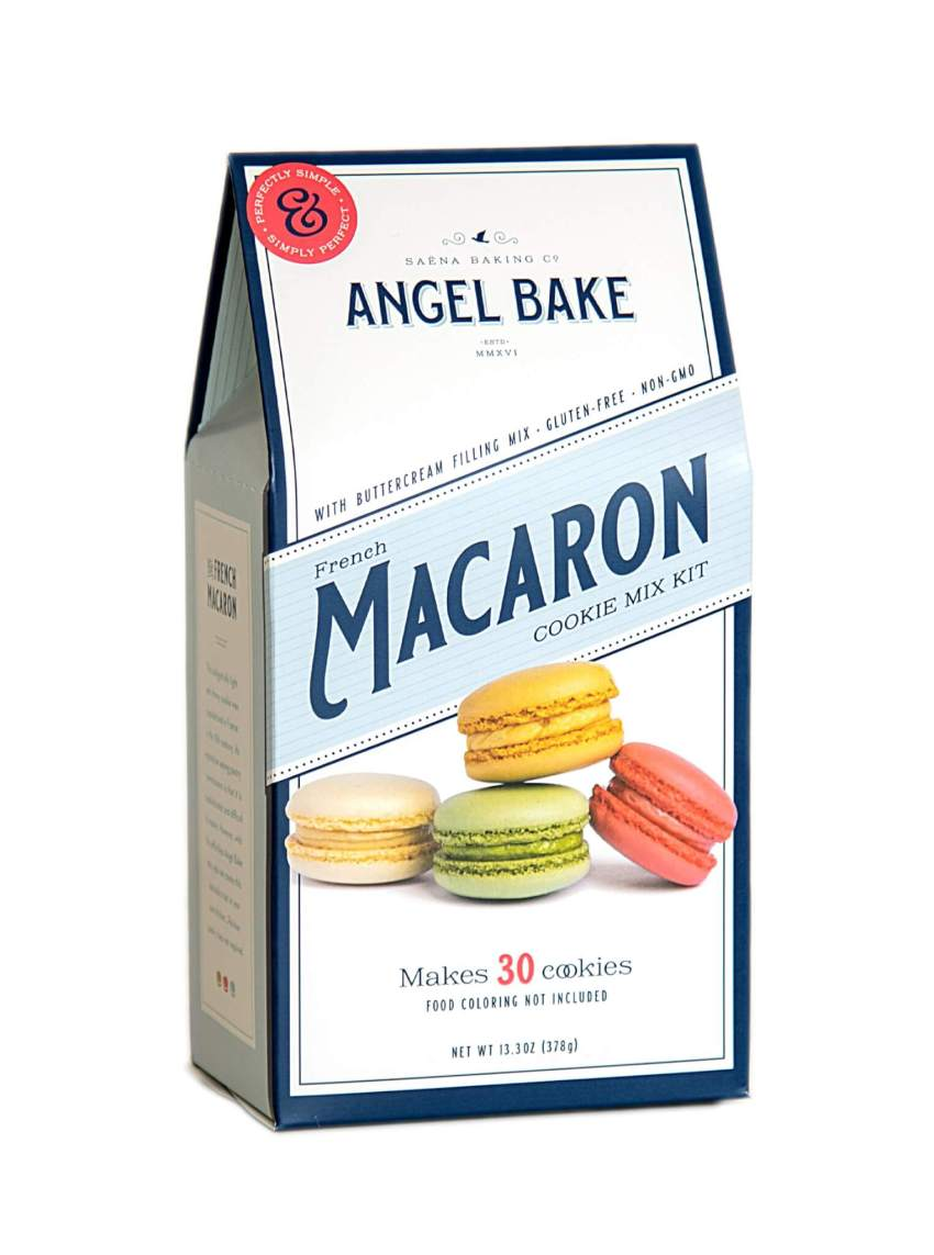 Angel Bake French Macron Mix