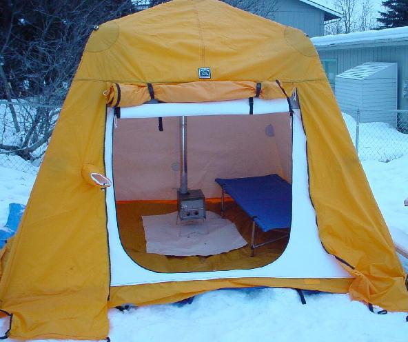 Alaska Tent Tarp Wall Tents & Alaska Tent And Tarp Reviews - Best Tent 2018