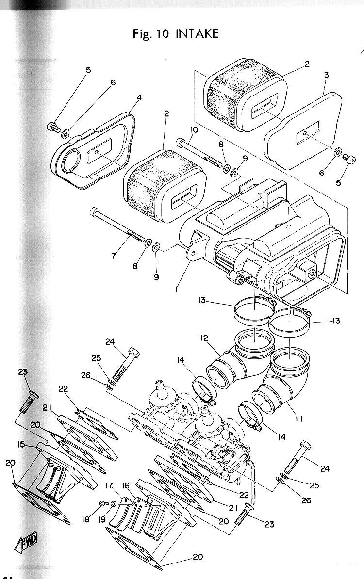 Yamaha Rd200 Wiring Diagram Yamaha CY50 Wiring Diagram