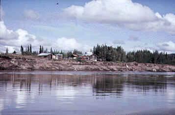 AlaskaMiddleFork Koyukuk  Brooks Range Kanutour Alaska