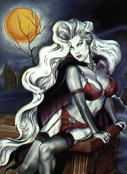 index Lady Death