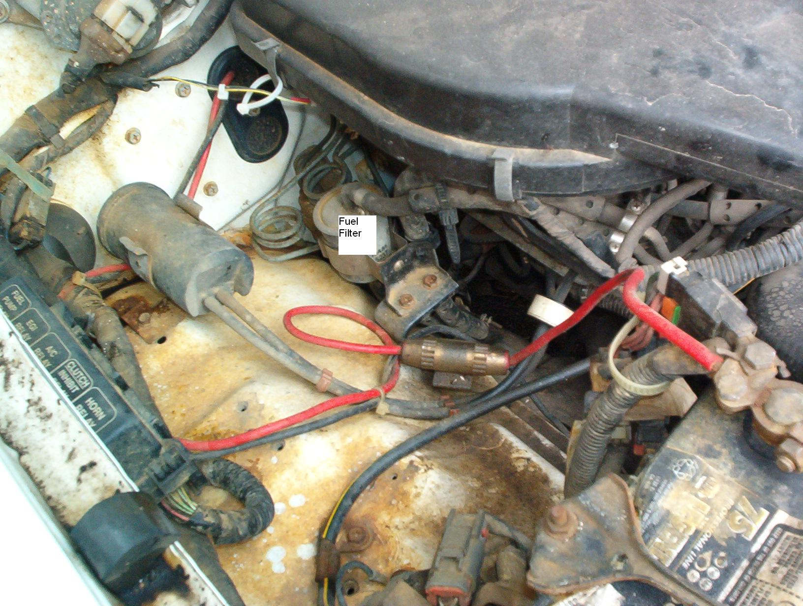 1993 nissan pickup fuel filter location year of clean water 93 Nissan Truck Fuel Filter 93 nissan truck fuel filter diagrams
