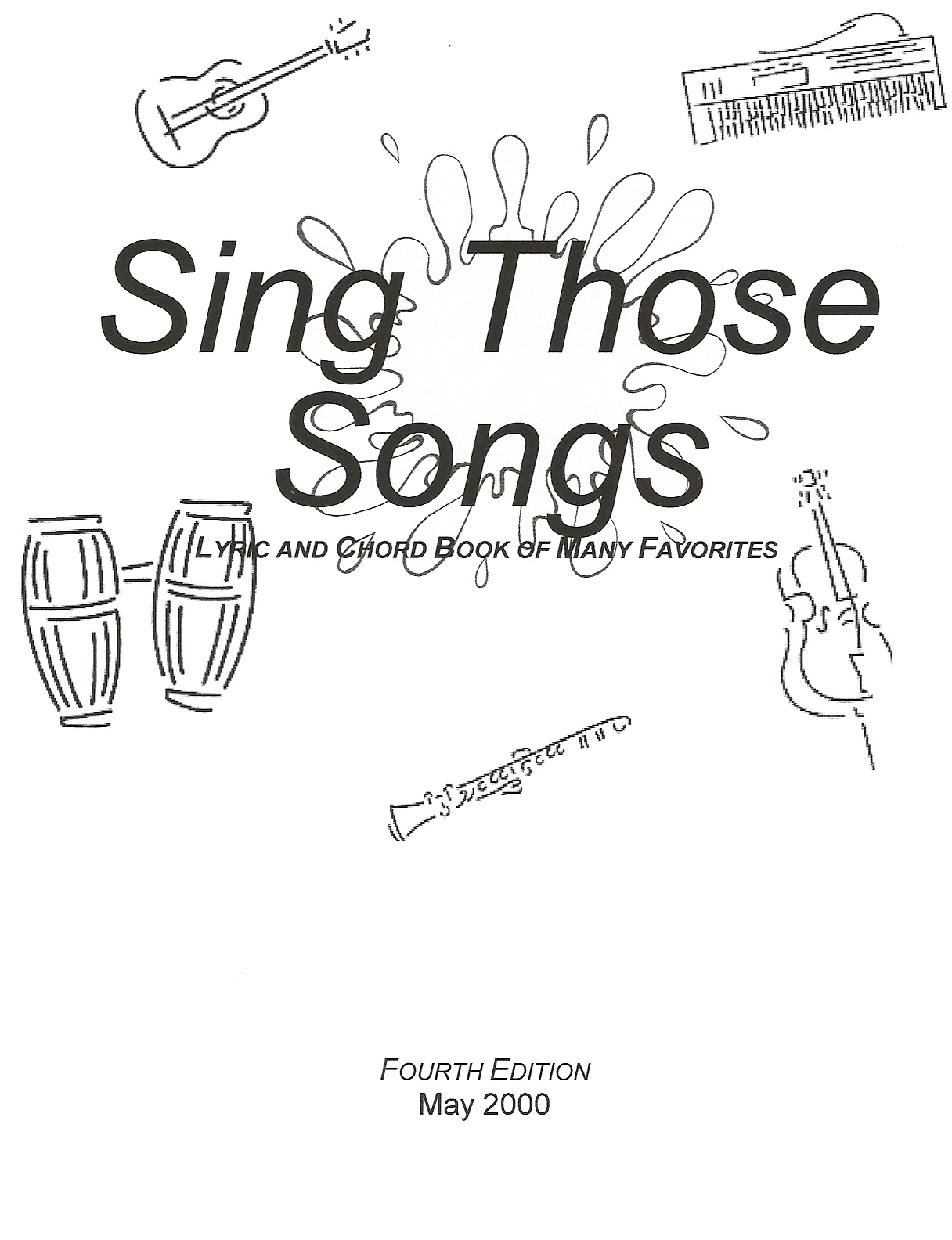 Sing Those Songs