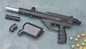 brass eagle paintball gun