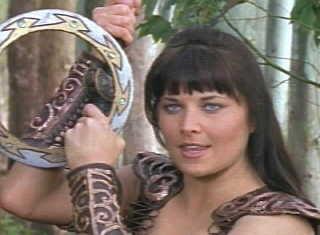 Xena Warrior Princess Episode Disclaimers