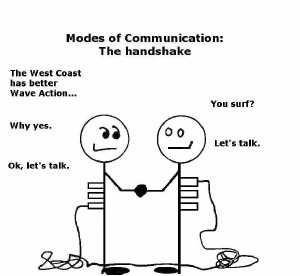 Un-researched Communicative Practices