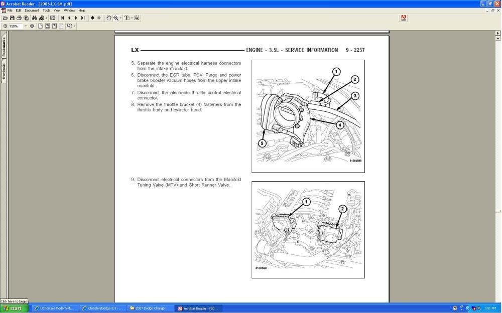 medium resolution of throttle bodies v6 vs hemi archive lx forums dodge charger challenger magnum hellcat srt chrysler 300 forum