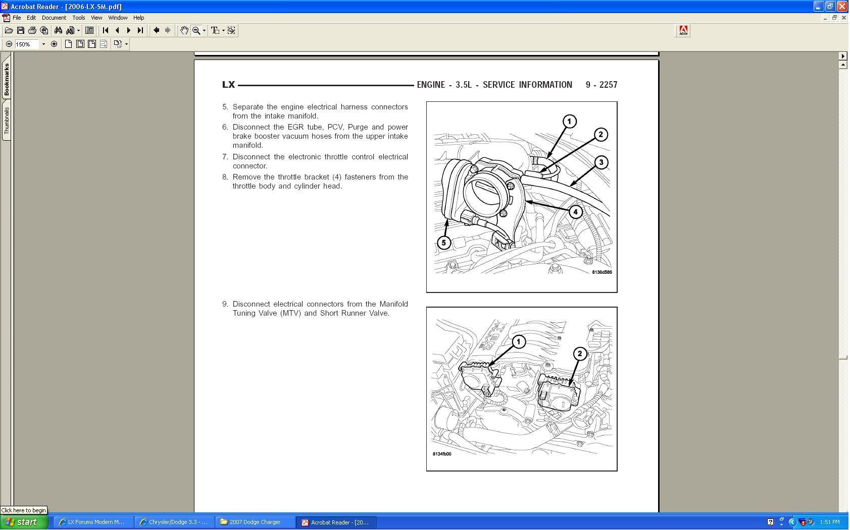 hight resolution of throttle bodies v6 vs hemi archive lx forums dodge charger challenger magnum hellcat srt chrysler 300 forum