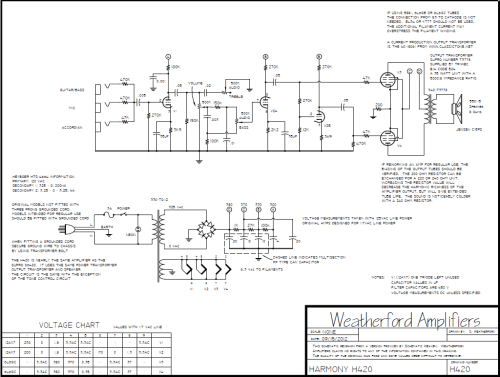 small resolution of harmony amp schematic wiring diagram img harmony amp schematic