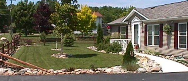 tim's manufactured home
