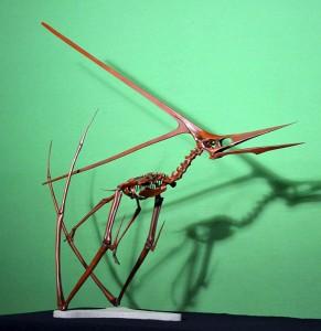 Nyctosaurus   The Pterosaur Heresies