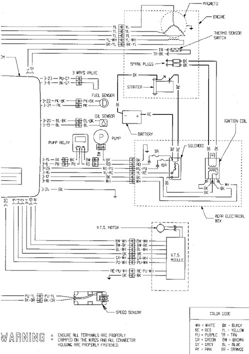 Seadoo Wiring Schematics : 24 Wiring Diagram Images