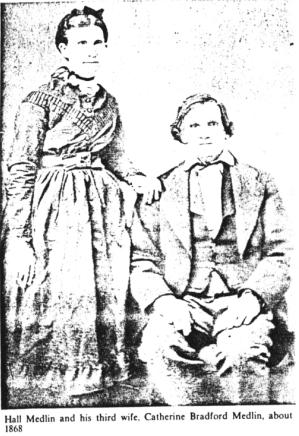 Hall Medlin and his Families
