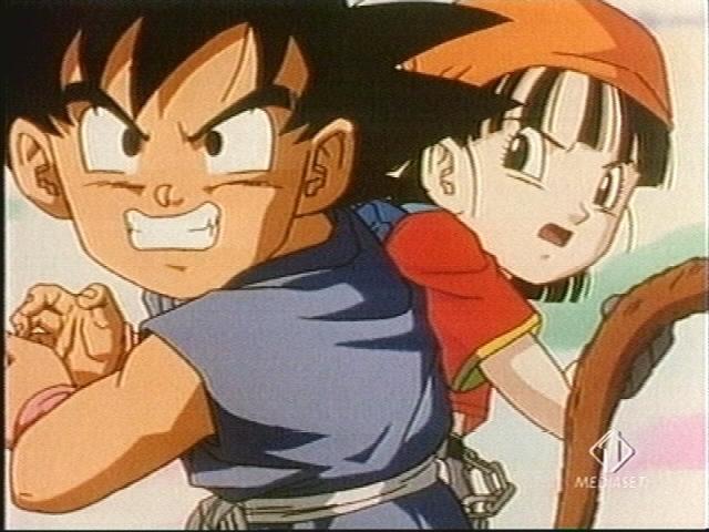 Pan Uub Dragon Ball And Gt