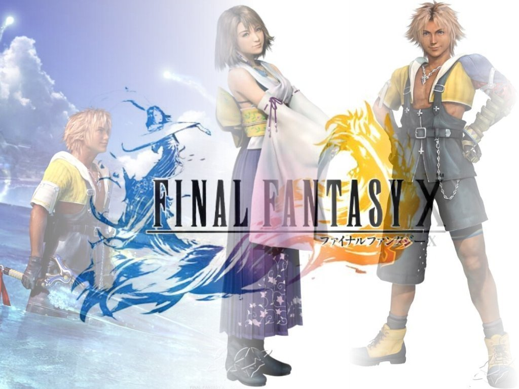 Whiteys Brother Productions Final Fantasy X Wallpapers