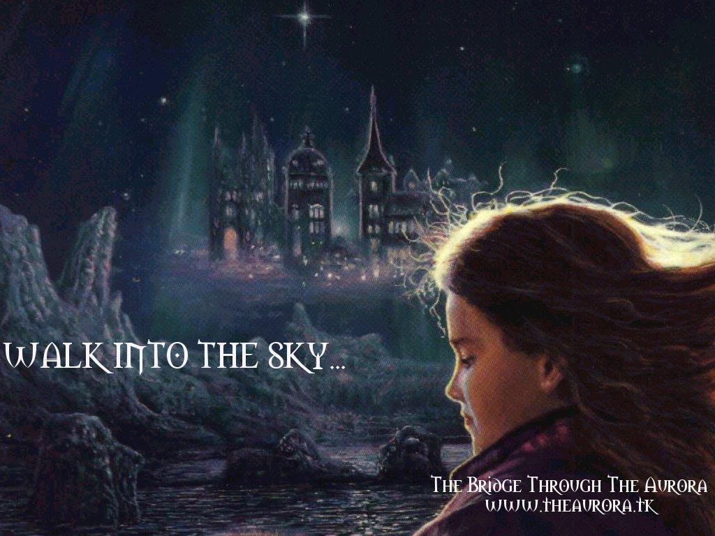 His Dark Materials The Bridge Through The Aurora