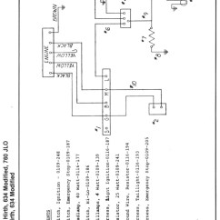 Circuit Wiring Diagrams Car Headlight Switch Diagram Rupp 634 Wt ...no Lights ........need Some Guidence