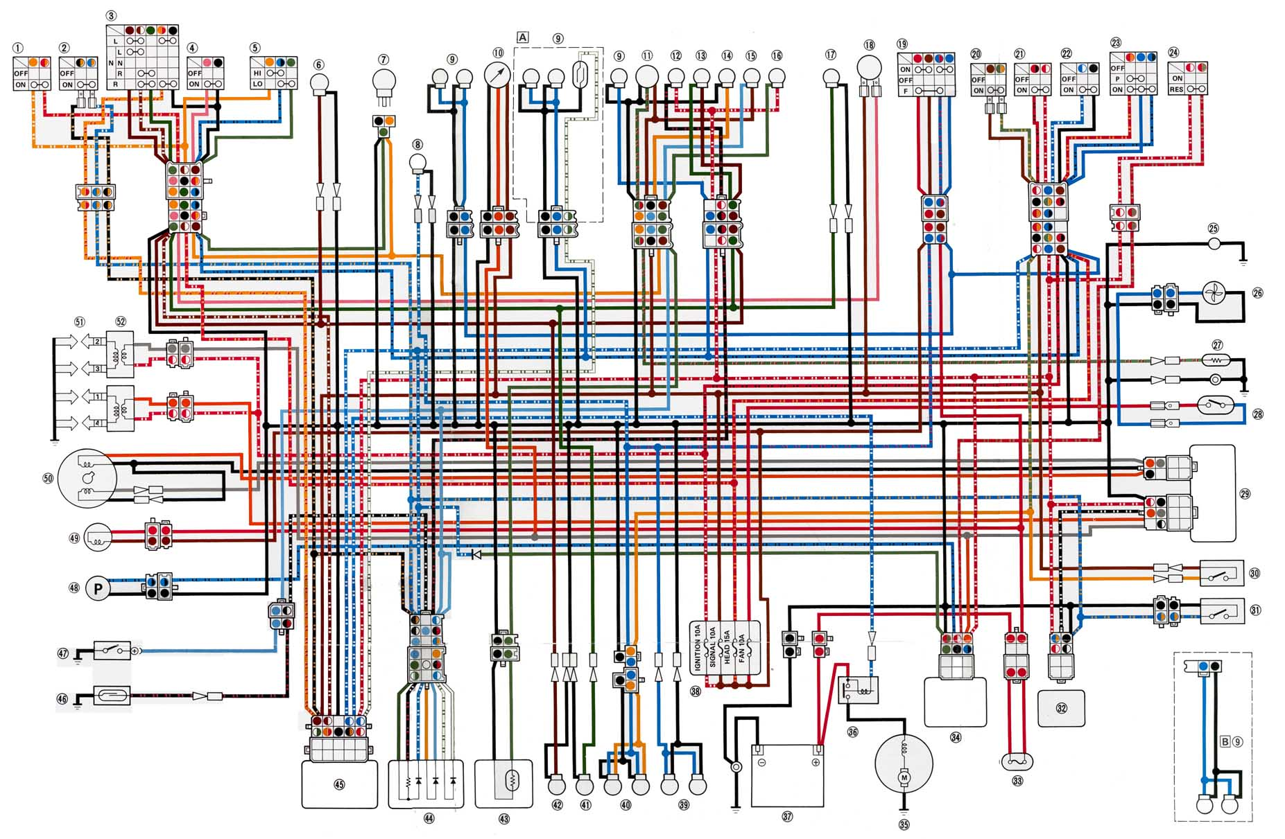 Diagram Moreover Gibson Pickup Wiring Codes On Evh Wiring Diagram