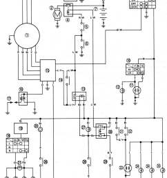 circuit diagram of xt225 yamaha xt225 wiring diagram circuit diagram of xt225d us model [ 881 x 1078 Pixel ]