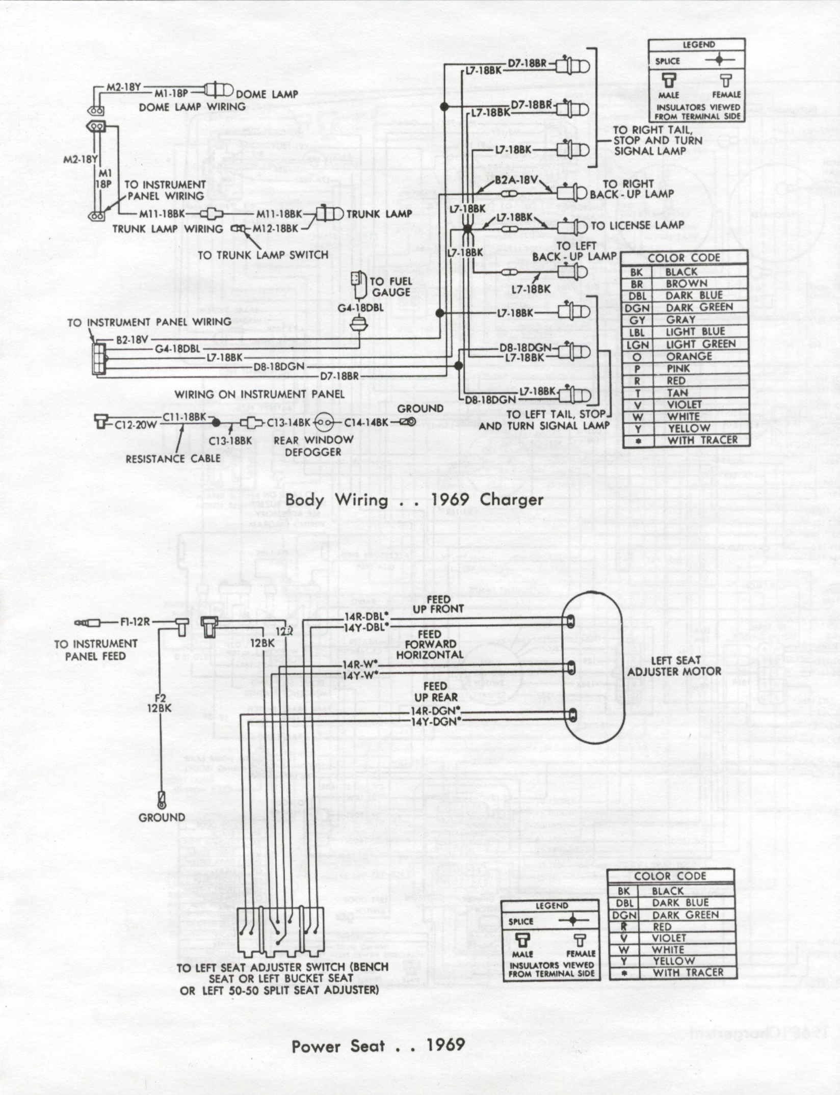 1969 Dodge Coronet Wiring Diagram, 1969, Free Engine Image