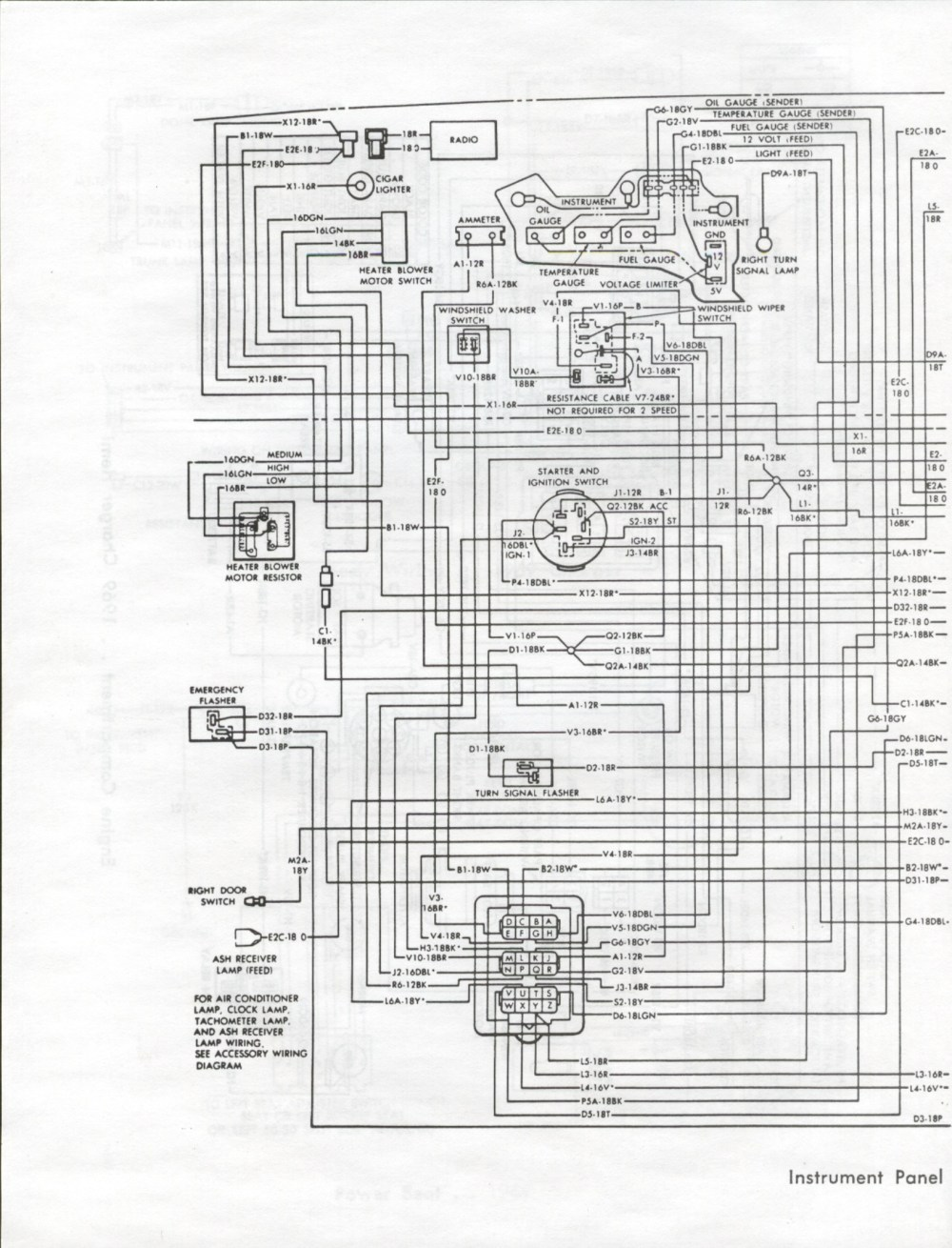 medium resolution of instrument panel 2 of 2