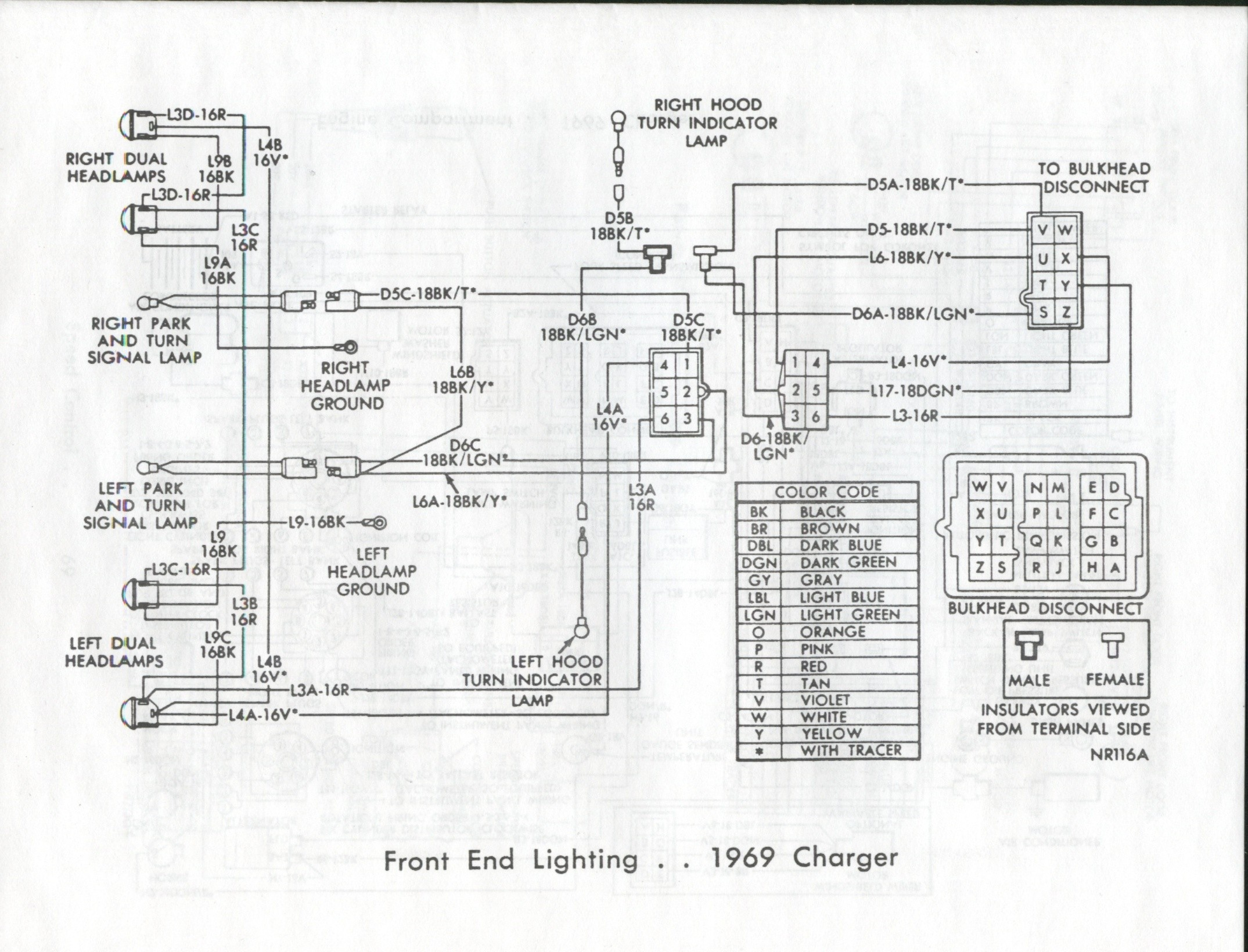 69 pontiac firebird wiring diagram