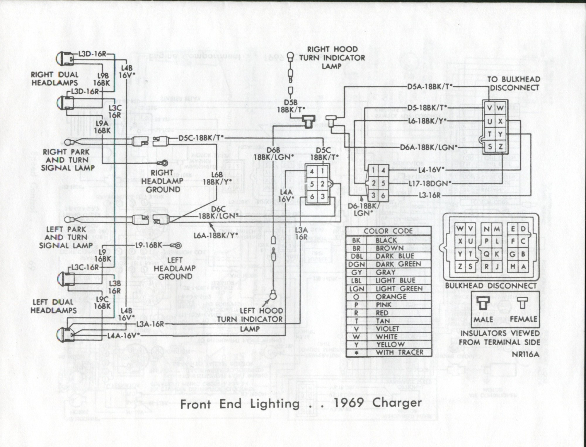 hight resolution of 1969 dodge charger wiring harness diagram wiring diagram 69 charger headlight wiring diagram