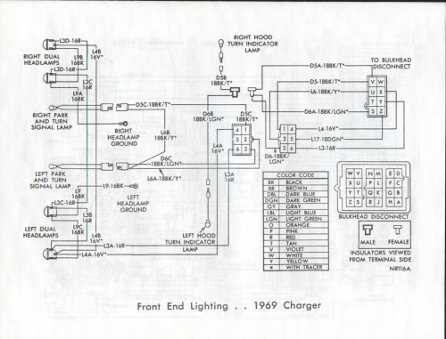 small resolution of 1969 dodge charger wiring harness diagram wiring diagram 69 charger headlight wiring diagram