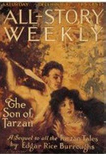 ERBzine 487 Gallery St John  Son of Tarzan Pt 1
