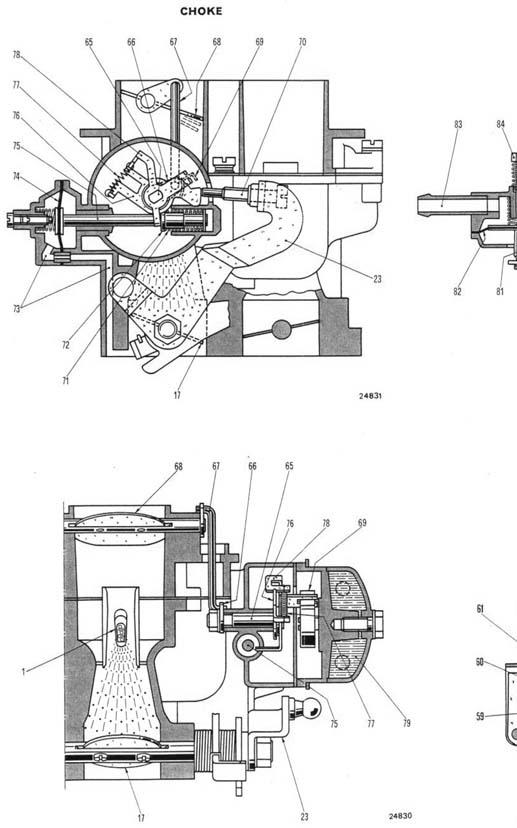 '75 X1/9 Specs & Data
