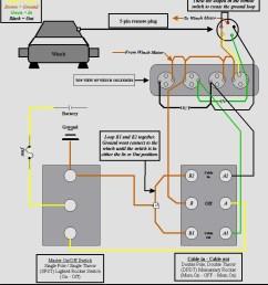 3 wire winch motor wiring diagram [ 787 x 1056 Pixel ]