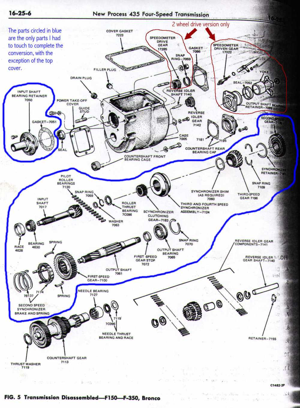medium resolution of ford np435 diagram wiring diagram third level auto transmission diagram diagram of np435 wiring diagram todays